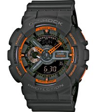 GA-110TS-1A4ER Trendy Neon 51.2mm