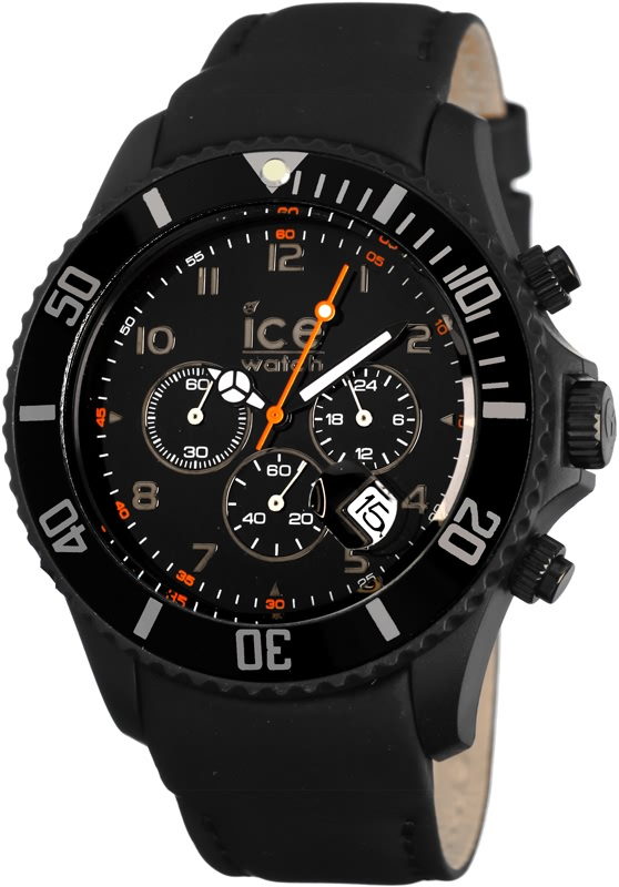 ice watch 000260 ice sporty uhr ice chrono. Black Bedroom Furniture Sets. Home Design Ideas