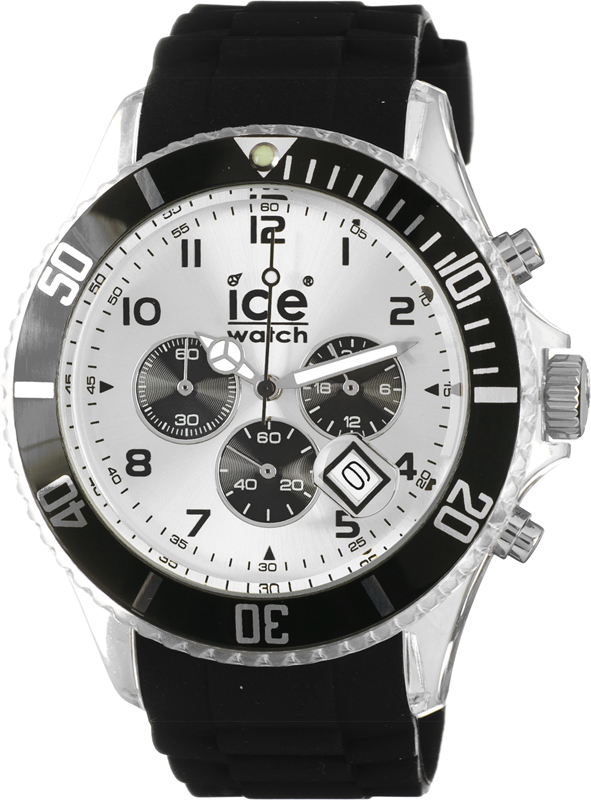 ice watch 000255 ice sporty uhr ice chrono. Black Bedroom Furniture Sets. Home Design Ideas