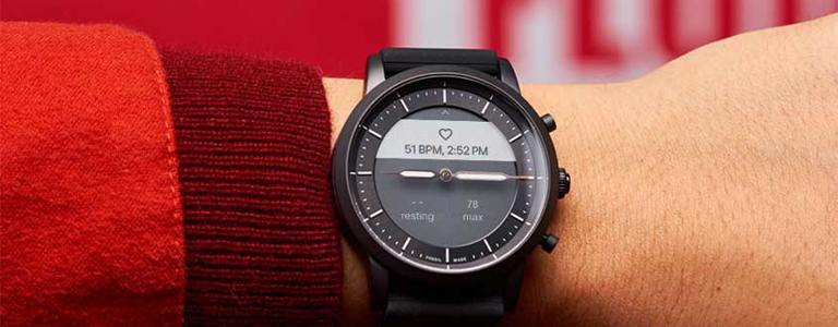 Hybrid smartwatches for men