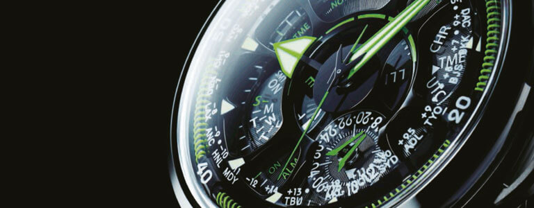 Radio Controlled Watches