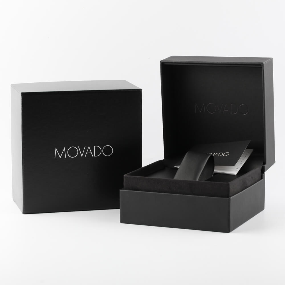 Ultrathin rectangular ladies quartz watch Frühjahr / Sommer Kollektion Movado