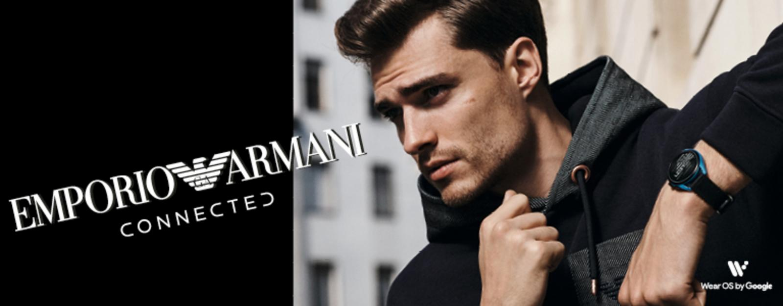 Emporio Armani Connected Smartwatch Uhren
