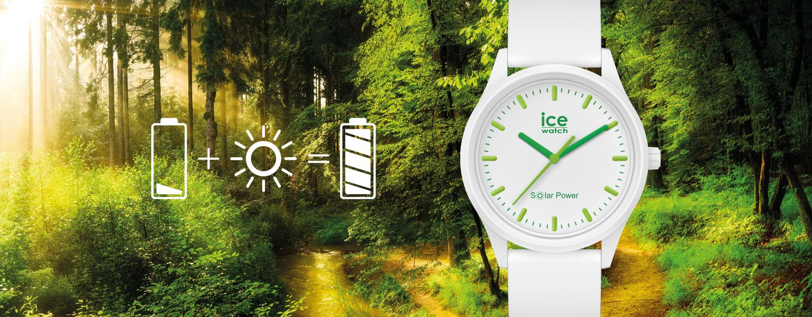 Ice Watch Ice Solar Uhren