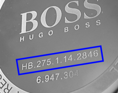 Hugo Boss Uhrenarmbänder