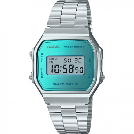 Casio Retro Mirror Uhr