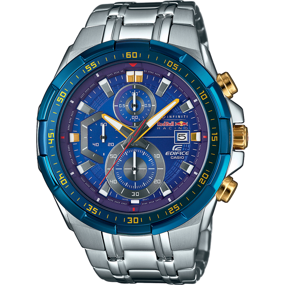 casio edifice efr 539rb 2aer uhr red bull f1 limited edition. Black Bedroom Furniture Sets. Home Design Ideas