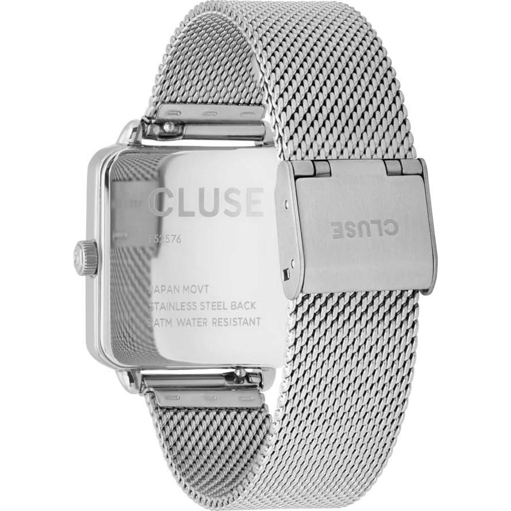 Cluse La Tétragone 28,5 CL60011 La Tétragone Uhr • EAN