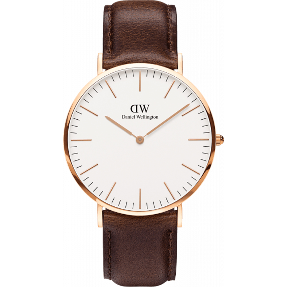 daniel wellington dw00100009 herren uhr classic bristol. Black Bedroom Furniture Sets. Home Design Ideas