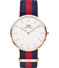 DW00100001 Classic Oxford 40mm