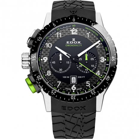 Edox Chronorally 1 Uhr