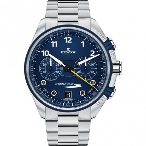 Edox Chronorally-S Uhr