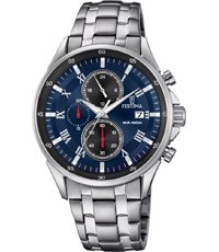 F6853/2 Timeless Chronograph 44mm