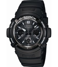 G-Shock AWG-M100BW-1A