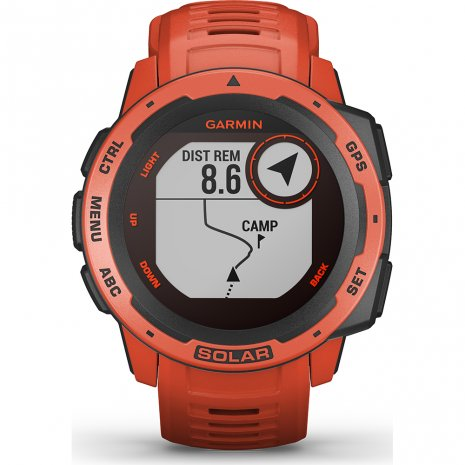 Rugged solar GPS outdoor smartwatch Frühjahr / Sommer Kollektion Garmin