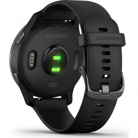 GPS Smartwatch mit AMOLED Display Frühjahr / Sommer Kollektion Garmin