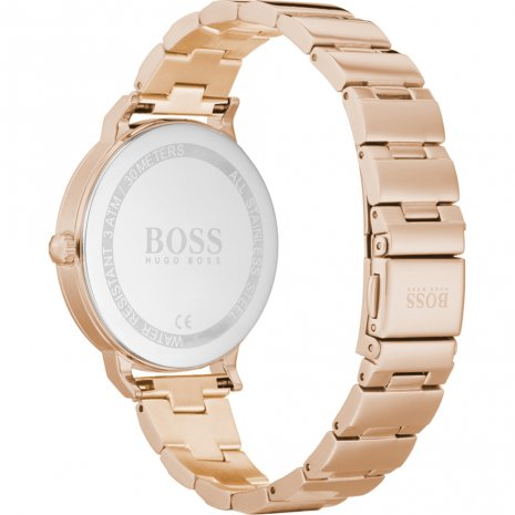 Hugo Boss Uhr Rosé Gold