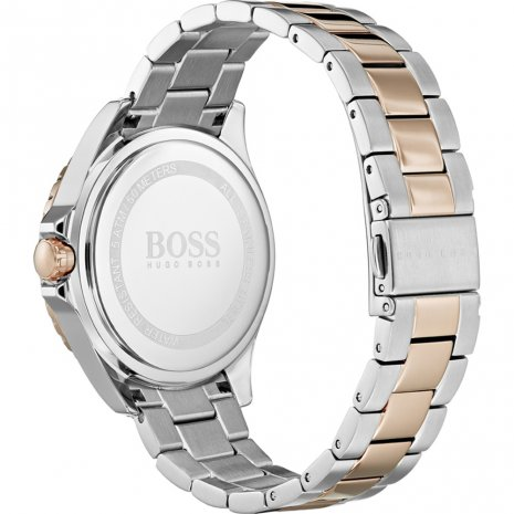 Hugo Boss Uhr Bicolor Rose