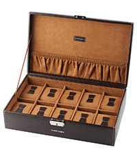 bond-10-Brown2 Watch storage box