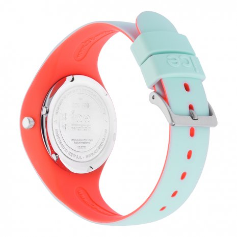 Mint Green & Pink Silicone Watch Size Small Frühjahr / Sommer Kollektion Ice-Watch