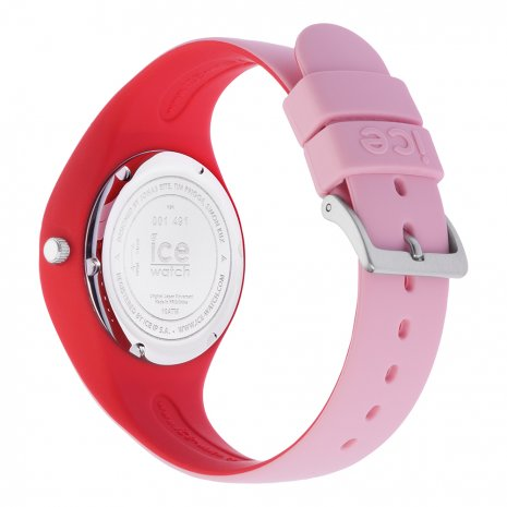Pink & Red Silicone Watch Size Small Frühjahr / Sommer Kollektion Ice-Watch