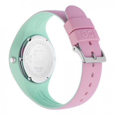 Pink & Mint Green Silicone Watch Size Small Frühjahr / Sommer Kollektion Ice-Watch