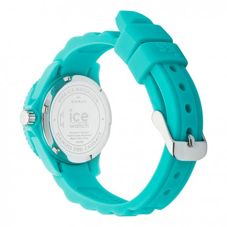 Turquoise Resin Quartz Watch Size XSmall Herbst / Winter Kollektion Ice-Watch