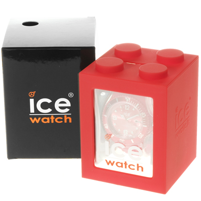 Ice-Watch Uhr rot
