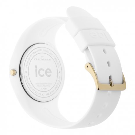 White & Gold watch size Medium Herbst / Winter Kollektion Ice-Watch