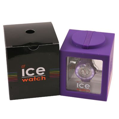 Ice-Watch Uhr Lila