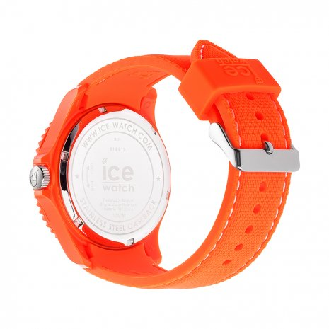 Uhr orange Quartz