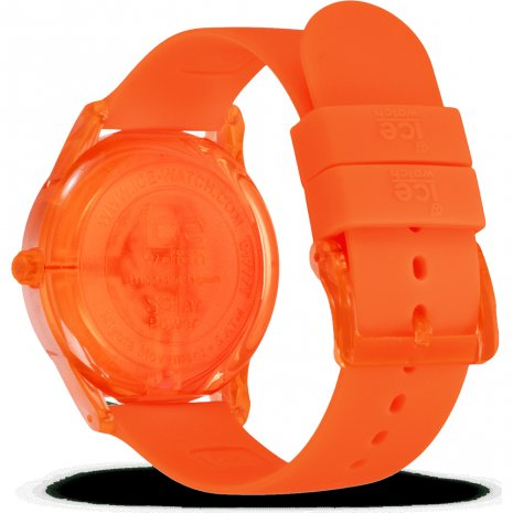 Ice-Watch Uhr Orange
