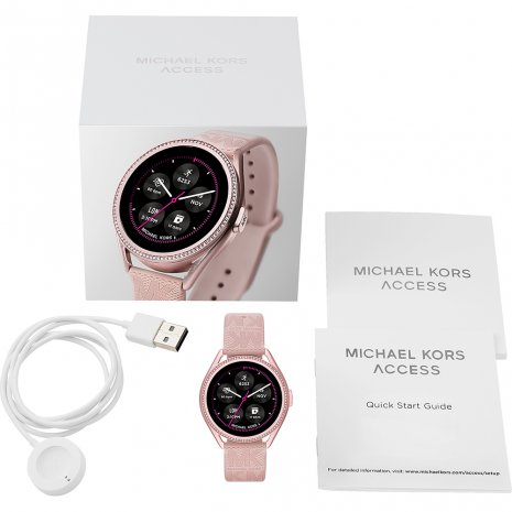 Gen 5E Ladies touchscreen smartwatch Frühjahr / Sommer Kollektion Michael Kors