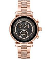 Sofie 42mm Touchscreen Smartwatch with Steel Bracelet Gen4
