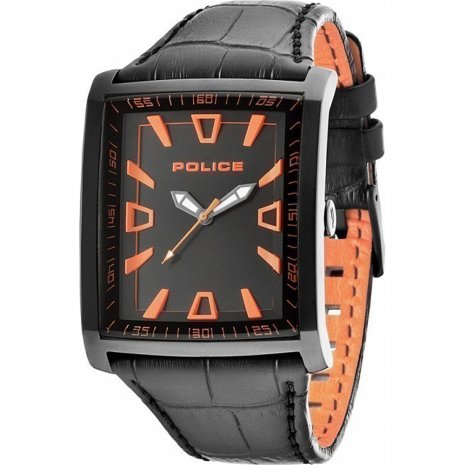 Police Radiation Uhr