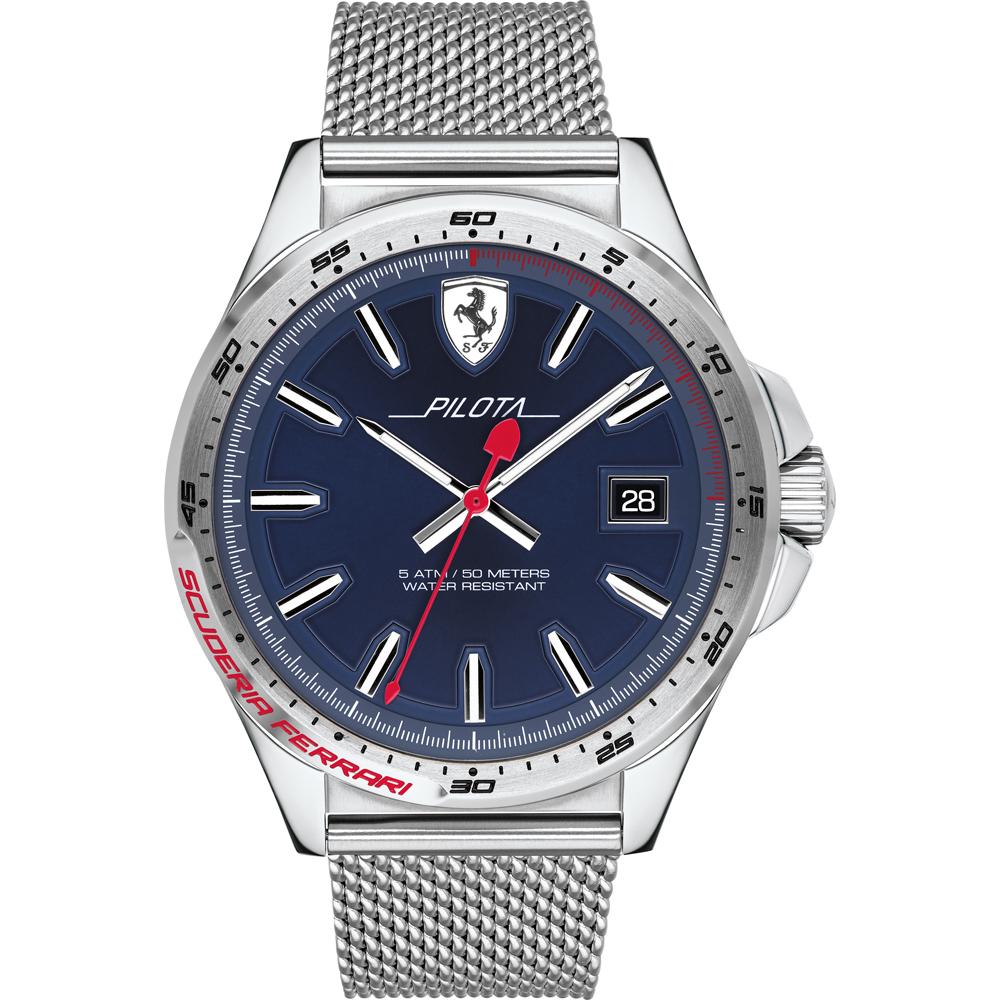 Scuderia Ferrari 0830491 Pilota Uhr Ean 7613272266901 Masters In Time