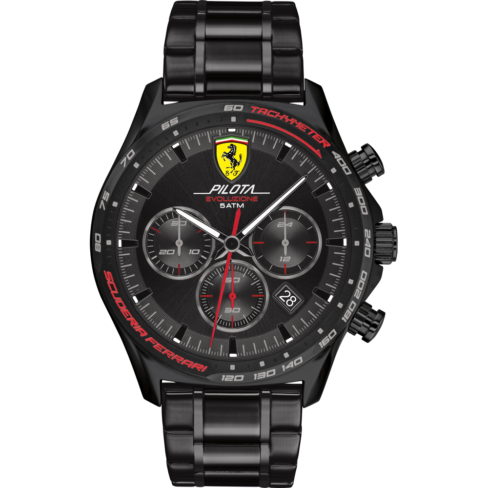 Scuderia Ferrari 0830716 Pilota Evo Uhr Ean 7613272380218 Masters In Time