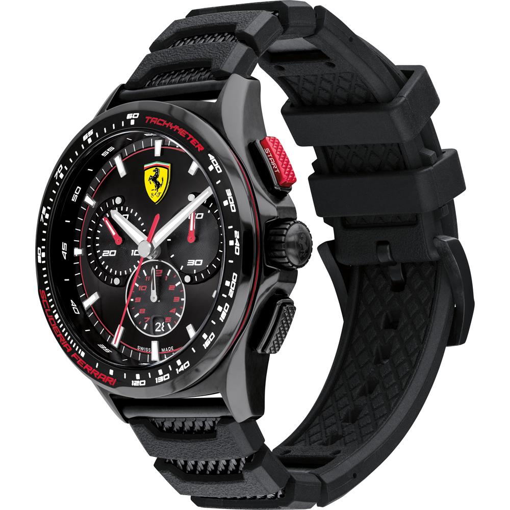 Scuderia Ferrari 0830738 Pilota Evo Swiss Made Uhr Ean 7613272380430 Masters In Time