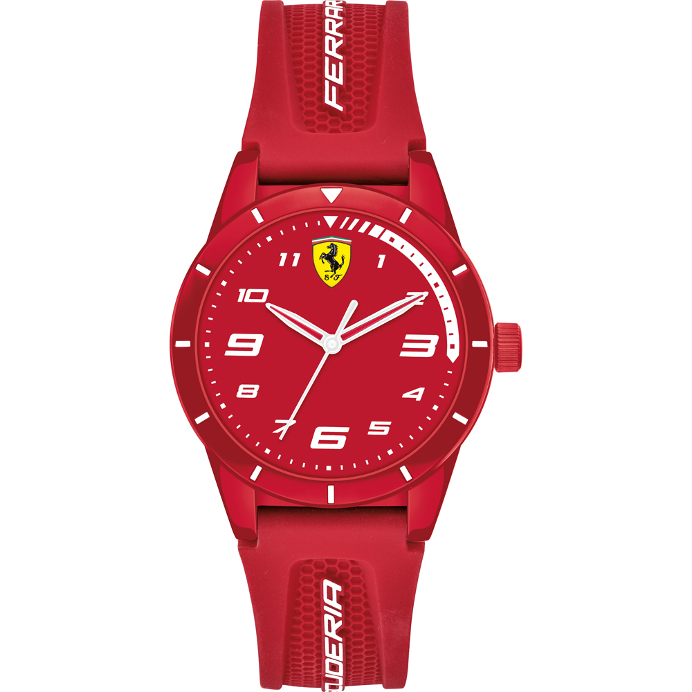 Scuderia Ferrari 0860010 Redrev Uhr Ean 7613272362504 Masters In Time