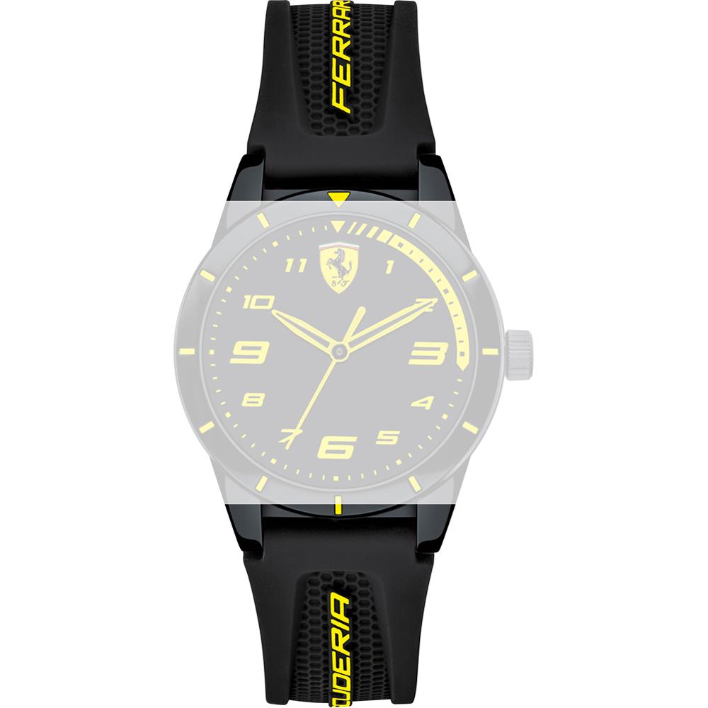 Scuderia Ferrari Armbänder 689300500 Redrev Offizieller Händler Masters In Time