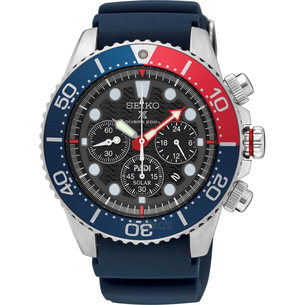 Ssc663p1 Seiko Sea Solar Uhr Prospex Chronograph 7vYb6fgy