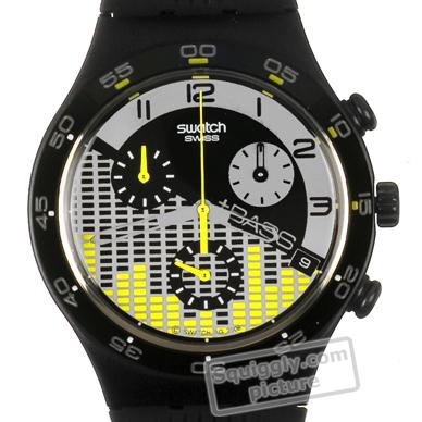 Electro Irony Vibes Ycb4011 Uhr Swatch gfvmY7Ib6y