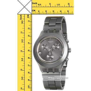 Smokey Swatch Svcm4007ag Blooded Grey Irony Full Uhr txsBhQrdCo