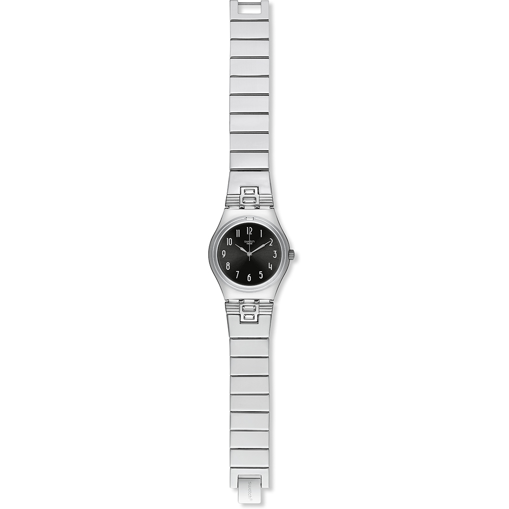 Irony Uhr Yls176g Last Swatch Night Ygb76fy