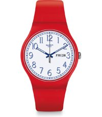 SUOR707 Red Me Up 41mm