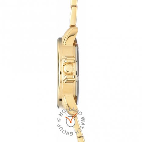 Swiss Military Hanowa Uhr gold
